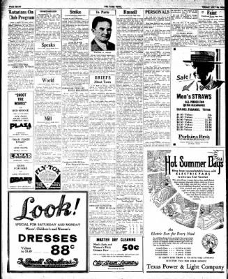 The Paris News from Paris, Texas on July 20, 1934 · Page 8