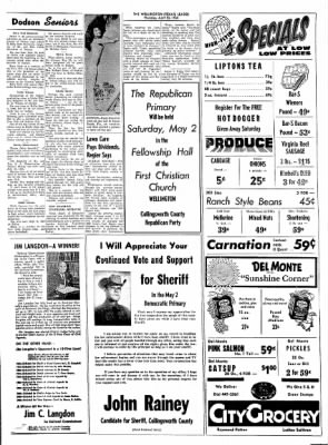 The Wellington Leader from Wellington, Texas on April 30, 1964 · Page 3