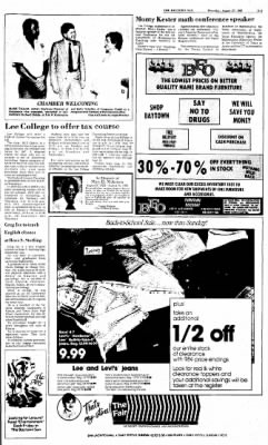 The Baytown Sun from Baytown, Texas on August 27, 1987 · Page 11