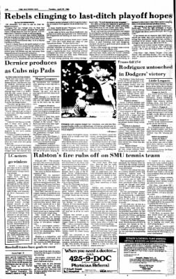 The Baytown Sun from Baytown, Texas on April 29, 1986 · Page 12