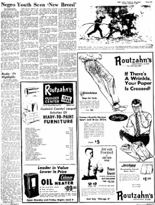 The News from Frederick, Maryland on September 7, 1967 · Page 7
