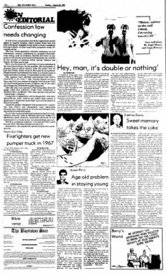 The Baytown Sun from Baytown, Texas on August 30, 1987 · Page 4