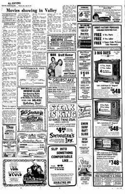 Arizona Republic from Phoenix, Arizona on June 30, 1973 · Page 77