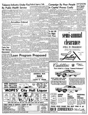 Freeport Journal-Standard from Freeport, Illinois on July 2, 1968 · Page 14