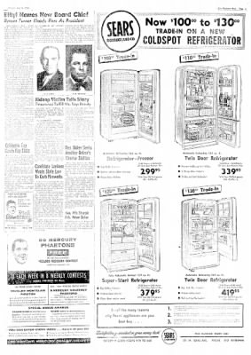 The Baytown Sun from Baytown, Texas on July 6, 1956 · Page 5