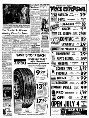 Freeport Journal-Standard from Freeport, Illinois on July 3, 1968 · Page 5