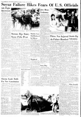 Lubbock Avalanche-Journal from Lubbock, Texas on April 8, 1975 · Page 23