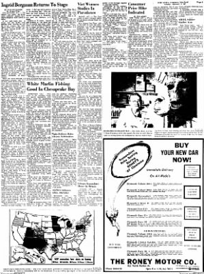 The News from Frederick, Maryland on September 9, 1967 · Page 8