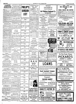 The Courier News from Blytheville, Arkansas on July 3, 1954 · Page 4