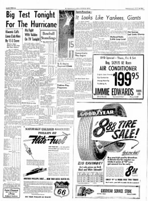 The Courier News from Blytheville, Arkansas on July 14, 1954 · Page 6
