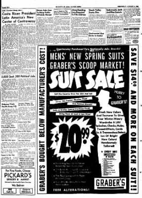 The Courier News from Blytheville, Arkansas on January 6, 1954 · Page 2