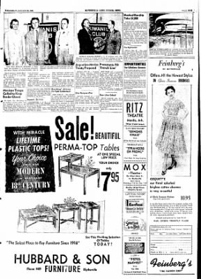 The Courier News from Blytheville, Arkansas on January 20, 1954 · Page 5