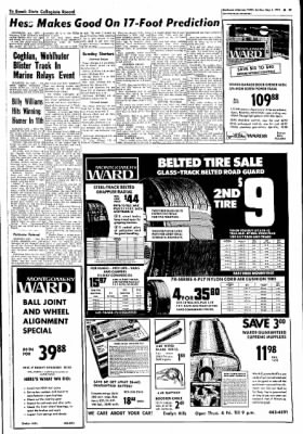 Northwest Arkansas Times from Fayetteville, Arkansas on May 5, 1974 · Page 11