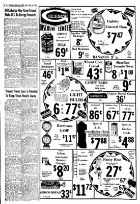 Northwest Arkansas Times from Fayetteville, Arkansas on May 6, 1974 · Page 12