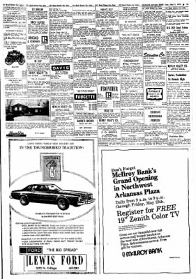 Northwest Arkansas Times from Fayetteville, Arkansas on May 7, 1974 · Page 13