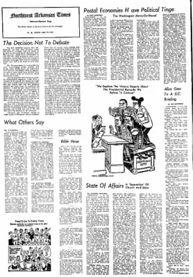 Northwest Arkansas Times from Fayetteville, Arkansas on May 19, 1974 · Page 4