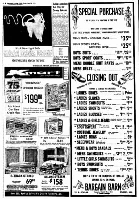Northwest Arkansas Times from Fayetteville, Arkansas on May 23, 1974 · Page 8