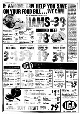 Northwest Arkansas Times from Fayetteville, Arkansas on June 9, 1974 · Page 34