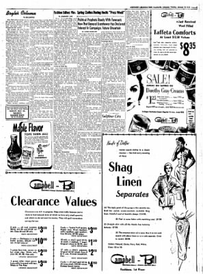 Northwest Arkansas Times from Fayetteville, Arkansas on January 8, 1952 · Page 5
