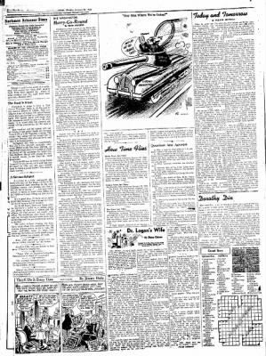 Northwest Arkansas Times from Fayetteville, Arkansas on January 28, 1952 · Page 4