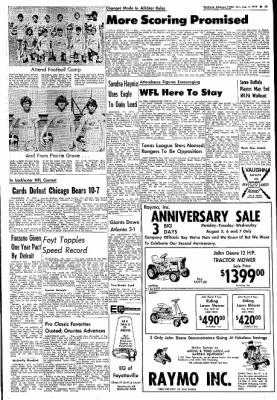 Northwest Arkansas Times from Fayetteville, Arkansas on August 4, 1974 · Page 16