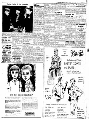 Northwest Arkansas Times from Fayetteville, Arkansas on March 10, 1952 · Page 3