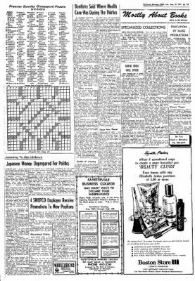 Northwest Arkansas Times from Fayetteville, Arkansas on August 18, 1974 · Page 3