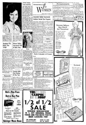 Northwest Arkansas Times from Fayetteville, Arkansas on September 10, 1974 · Page 3