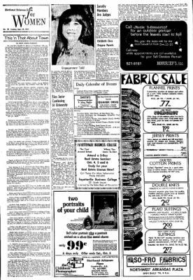 Northwest Arkansas Times from Fayetteville, Arkansas on September 29, 1974 · Page 8