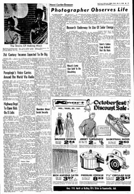 Northwest Arkansas Times from Fayetteville, Arkansas on October 2, 1974 · Page 15