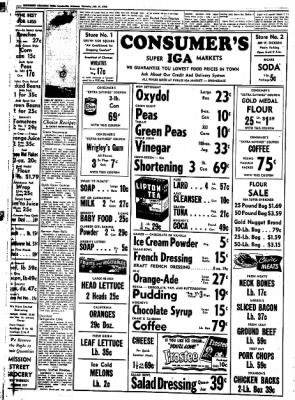 Northwest Arkansas Times from Fayetteville, Arkansas on July 31, 1952 · Page 8