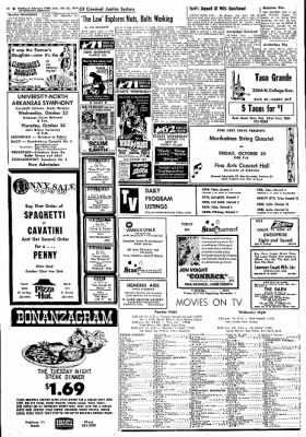 Northwest Arkansas Times from Fayetteville, Arkansas on October 22, 1974 · Page 14