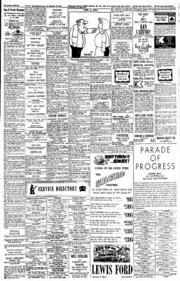 Northwest Arkansas Times From Fayetteville On January 26 1970 Page 21