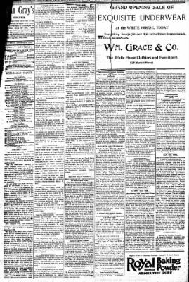 Logansport Pharos-Tribune from Logansport, Indiana on October 20, 1896 · Page 4