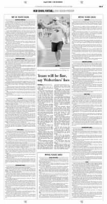 Pittsburgh Post-Gazette from Pittsburgh, Pennsylvania on August 25, 2004 · Page 69