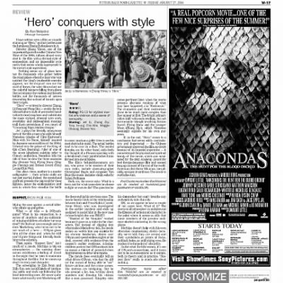 Pittsburgh Post-Gazette from Pittsburgh, Pennsylvania on August 27, 2004 · Page 74