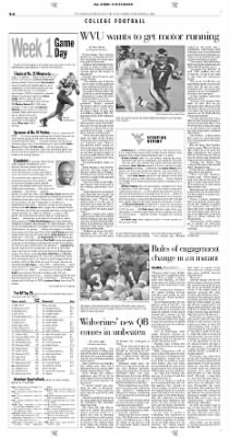 Pittsburgh Post-Gazette from Pittsburgh, Pennsylvania on September 4, 2004 · Page 22
