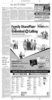 Pittsburgh Post-Gazette from Pittsburgh, Pennsylvania on September 8, 2004 · Page 7