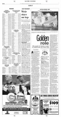 Pittsburgh Post-Gazette from Pittsburgh, Pennsylvania on September 12, 2004 · Page 38