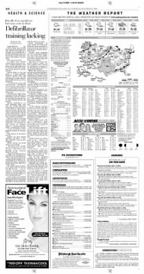 Pittsburgh Post-Gazette from Pittsburgh, Pennsylvania on September 13, 2004 · Page 2