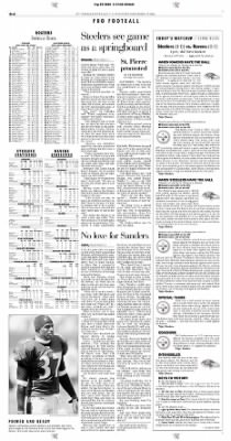 Pittsburgh Post-Gazette from Pittsburgh, Pennsylvania on September 19, 2004 · Page 38