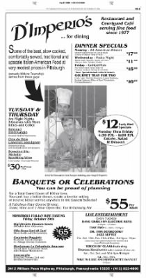 Pittsburgh Post-Gazette from Pittsburgh, Pennsylvania on September 22, 2004 · Page 59