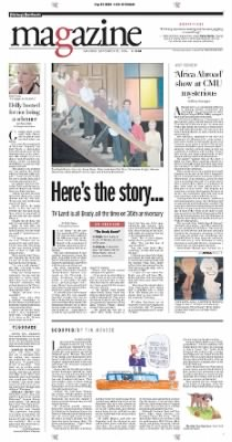 Pittsburgh Post-Gazette from Pittsburgh, Pennsylvania on September 25, 2004 · Page 49