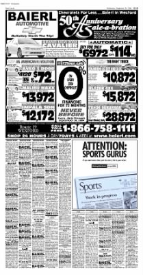 Pittsburgh Post-Gazette from Pittsburgh, Pennsylvania on September 29, 2004 · Page 51