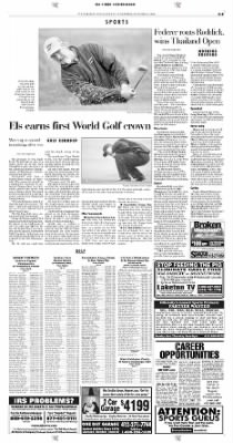 Pittsburgh Post-Gazette from Pittsburgh, Pennsylvania on October 4, 2004 · Page 37