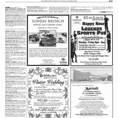 Pittsburgh Post-Gazette from Pittsburgh, Pennsylvania on October 8, 2004 · Page 100