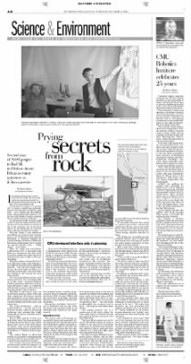 Pittsburgh Post-Gazette from Pittsburgh, Pennsylvania on October 11, 2004 · Page 8