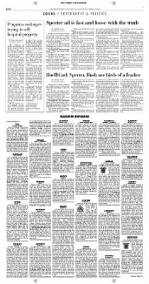 Pittsburgh Post-Gazette from Pittsburgh, Pennsylvania on October 12, 2004 · Page 12