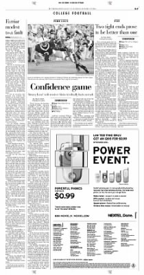 Pittsburgh Post-Gazette from Pittsburgh, Pennsylvania on October 22, 2004 · Page 27