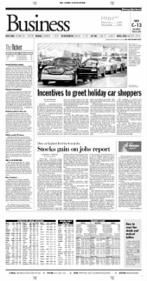 Pittsburgh Post-Gazette from Pittsburgh, Pennsylvania on November 6, 2004 · Page 43